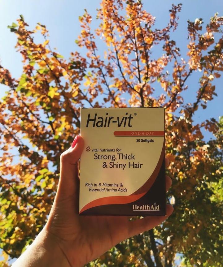 هیرویت مکمل مناسب جهت درمان ریزش موی خانم ها و آقایان